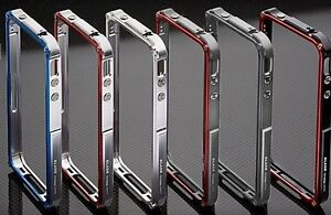NEW-BLADE-Metal-Aluminum-Bumper-Case-for-iPhone-4-4G-4S-Free-Gifts