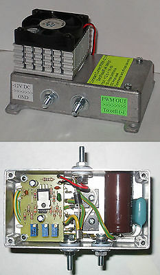 150A 12VDC CCPWM HHO v2.1H ZFF Zero Fossil Fuel Design