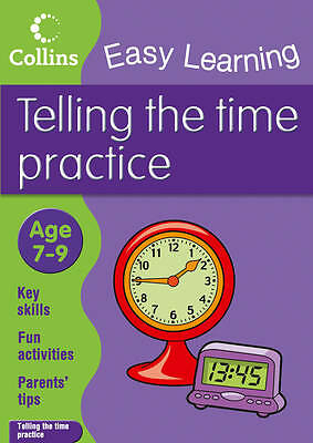 Telling Time (Collins Easy Learning Age 7-11)-ExLibrary