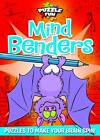 Puzzle Fun: Mind Benders: Puzzles to Make Your Brain Spin! by Susan Chadwick, David Peet (Paperback, 2012)