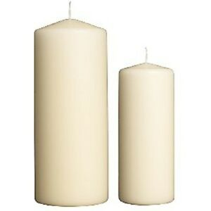 24-x-Premium-Quality-Pillar-Church-Candles-Unscented-BULK-Large-Pack-Weddings