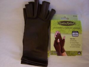 Crafter-039-s-Comfort-Gloves-Carpal-Tunnel-Support-3-sizes