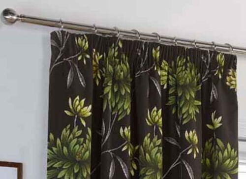 Schwer Voll Gefüttert Blumenmuster oder Kreis Retro Moderne Druck Vorhänge 15
