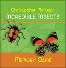 Christopher Marley's Incredible Insects Memory Game by Christopher Marley (Mixed media product, 2011)