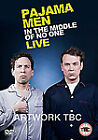 Pajama Men - In The Middle Of No One (DVD, 2012)