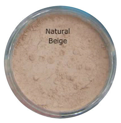 Mineral Foundation Makeup Full Cover Acne Rosacea Bare Flawless Finish Soft Glow