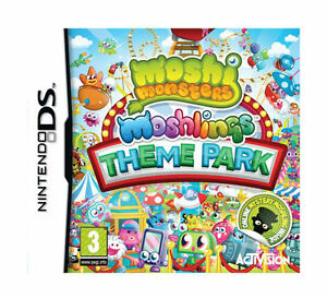 DS-LITE-DSi-3DS-2DS-MOSHI-MONSTERS-MOSHLINGS-THEME-PARK-COMPLETE