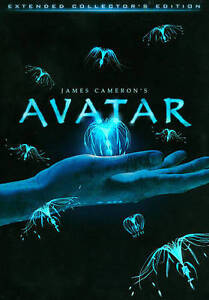 Avatar-DVD-2010-3-Disc-Set-Extended-Collector-039-s-Edition