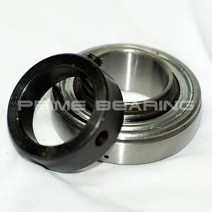 "10 Pieces SER202-10  5//8/""  Insert Ball Bearing With Snap Ring NEW  ER202-10 ER10"