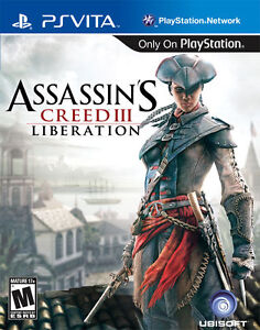 NEU Assassin's Creed III 3 Liberation (PlayStation Vita) PSVita NTSC | eBay