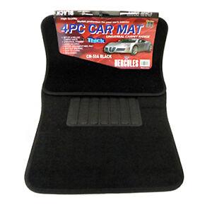 4-Piece-Deluxe-Car-Mat-Set-Carpet-Style-Floor-Mat-amp-Carpet