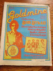 Goldmine-48-039-80-Bob-Dylan-Ugly-Ducklings-Spike-Jones-Lenny-Kaye-Harry-Snyder