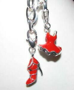 CLIP-ON-RED-CHARMS-FITS-ON-CHAIN-BRACELET