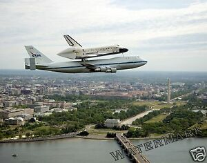 Space Shuttle Discovery Flyover - Twelve Mile Circle |Space Shuttle Flyover