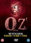 Oz - Series 5 (DVD, 2008)