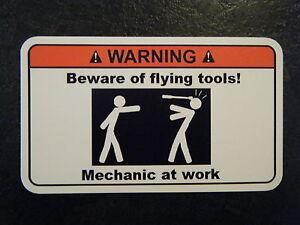 flying-tools-Tool-Box-Warning-Sticker-Must-Have-snapon-mac-dewalt