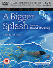 A Bigger Splash (Blu-ray and DVD Combo, 2012, 2-Disc Set)