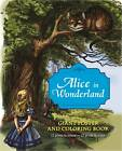 Alice in Wonderland Giant Poster and Coloring Book by Sir John Tenniel (Paperback, 2012)