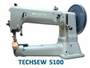 Techsew-5100-Heavy-Leather-Industrial-Sewing-Machine