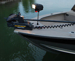 Boat Marine Searchlight with Bi-Color Navigation Lights Remote Contol Spotlight