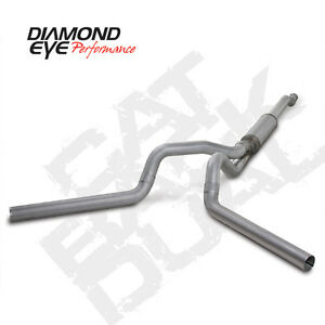 03-07-Diamond-Eye-Ford-Power-Stroke-4-034-Cat-Back-Dual-Exhaust-System-AL-4X4-Only