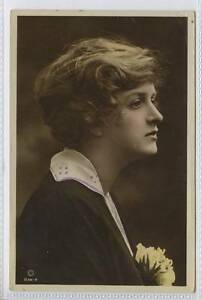 w14a39-180-RP-of-Rotary-B56-4-GLADYS-COOPER-c1915-Postally-Unused-G-VG