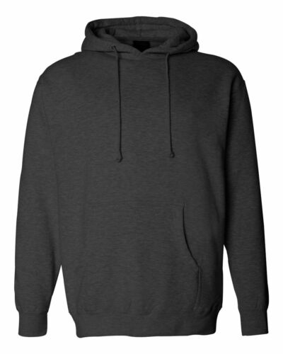 Pullover Hooded Sweatshirt IND4000 XS-3XL Hoodie Independent Trading Co