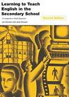 Learning to Teach English in the Secondary School by Taylor & Francis Ltd (Paperback, 2003)