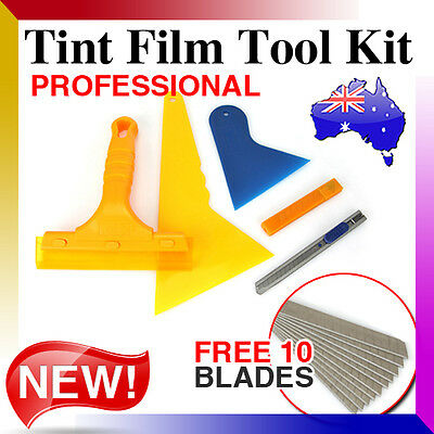 Window Tinting Tendon Tools Kit for Auto Car Squeegee Tint Film Application OZ