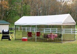 ShelterLogic-10-x-20-Canopy-Screen-Enclosure-NEW