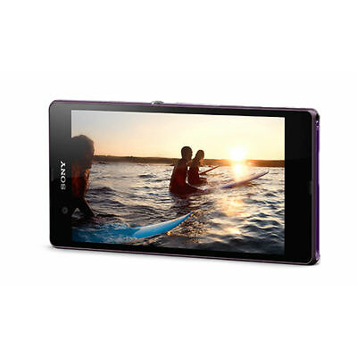 Sony  Xperia Z - 16 GB - Purple - Smartphone