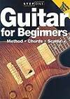 Step One: Guitar for Beginners - Method, Chords, Scales by AMSCO Music (Paperback, 2006)