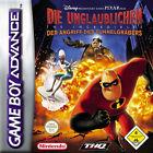 Die Unglaublichen - The Incredibles: Der Angriff des Tunnelgräbers (Nintendo Game Boy Advance, 2005)