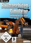 Der Baumaschinen-Simulator (PC, 2009, DVD-Box)