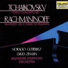 Tchaikovsky: Piano Concerto No. 1; Rachmaninoff: Rhapsody on a Theme of Paganini (2006)