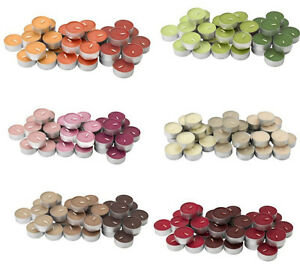 IKEA-scented-tealight-candles-Rose-Apple-Mulberry-Fruit-Lots-36-FREE-SHIPPING