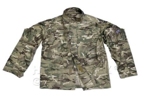 British Military Style MTP Shirt / Jacket (Personal Clothing System PCS Helikon