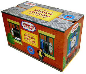 Thomas-the-Tank-Engine-amp-Friends-Collection-65-Books-Boxed-Set-Story-Library