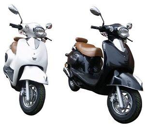 roller 50 ccm motorroller neu scooter gew hrleistung mofa. Black Bedroom Furniture Sets. Home Design Ideas