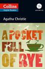 Collins Agatha Christie ELT Readers: A Pocket Full of Rye: B2 by Agatha Christie (Paperback, 2012)