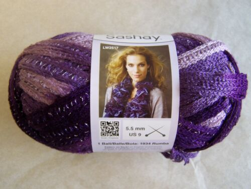 Red Heart Boutique SASHAY Fishnet Yarn 1 Sk Sel Color