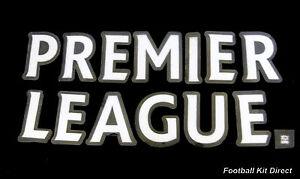 Premier-League-Senscilia-Lextra-07-12-Football-Shirt-White-Letter-Player-Size