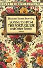 Sonnets from the Portuguese by Elizabeth Barrett Browning (Paperback, 1992)