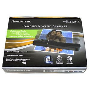 Pandigital-600DPI-Twin-Roller-Handheld-Wand-Scanner