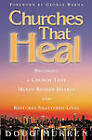 Churches That Heal: Becoming a Chruch That Mends Broken Hearts and Restores Shattered Lives by Doug Murren (Paperback, 2002)