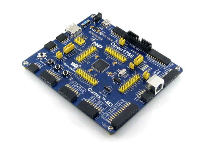 Open1768-S LPC1768FBD100 LPC1768 LPC ARM Cortex-M3 Evaluation Board + ISP Module