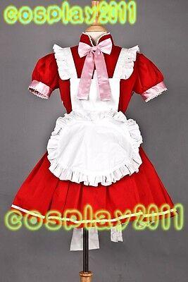 20% off Tokyo Mew Mew Power Strawberry Nakajima Saki Cosplay Costume Maid dress