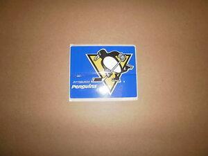 NHL Pittsburgh Penguins Vintage 1970's Logo Sticker