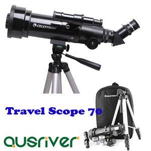 Celestron Travel Scope  Portable X Telescope Review