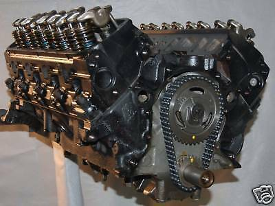 Ford 351 Windsor 87 - 93 Remanufactured Engine Bronco
